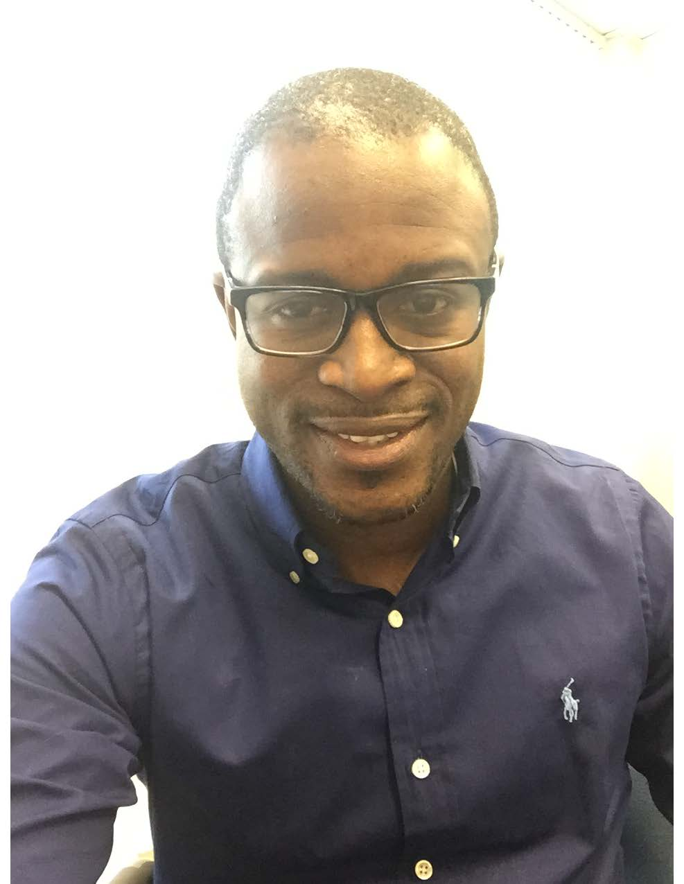 Profile Kevon Rhiney
