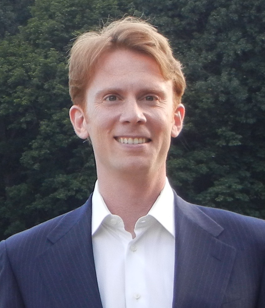 Schoolman close up